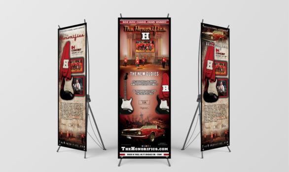 The Honorifics - Banners