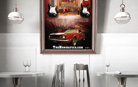 The Honorifics - Posters